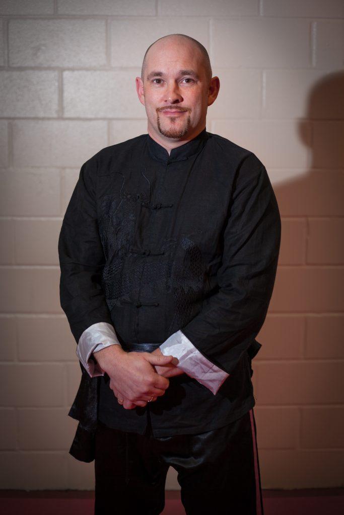 SESMA Kungfu Instructor Sifu Colin