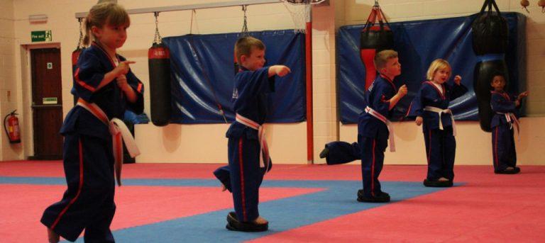 sesma Norwich Beginners karate training