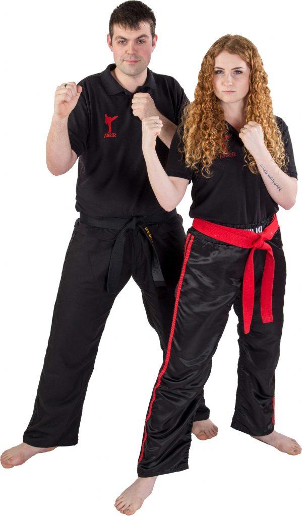 SESMA Beginners kickboxers innorwich