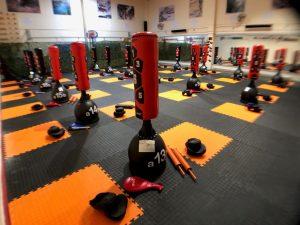 SESMA Studio Norwich for karate kickboxing and kungfu