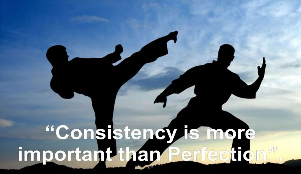 Motivational Monday Consistency