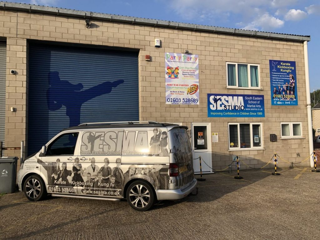 SESMA Martial Arts Studio Norwich