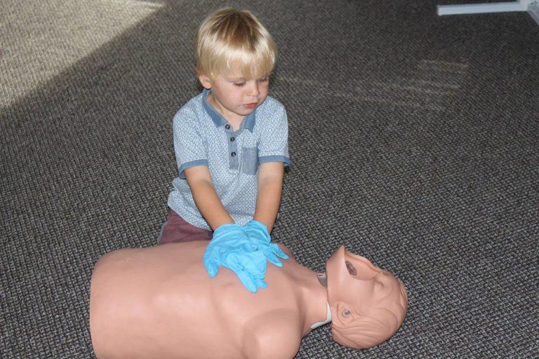 SESMA Martial arts norwich childrens 1st aid course