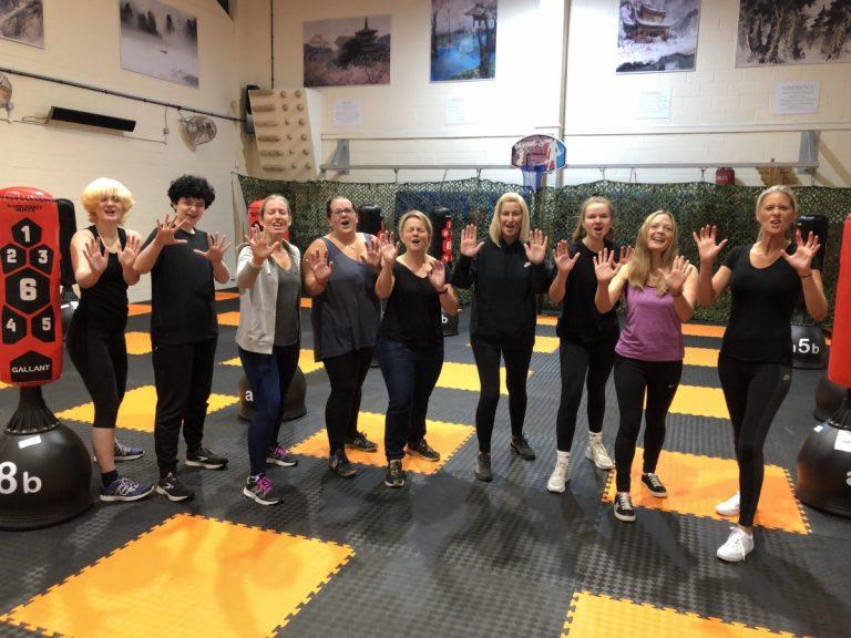 SESMA Martial Arts Norwich Self Defence Karate Kickboxing Kungfu