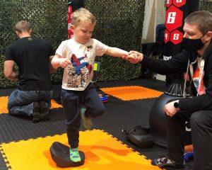 SESMA Martial Arts Norwich & Newmarket 4-6yrs Little Dragons Karate
