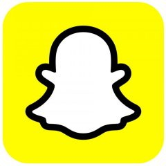 snap chat logo used for sesma martial arts norwich against bullying website