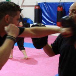 gavin kickboxing
